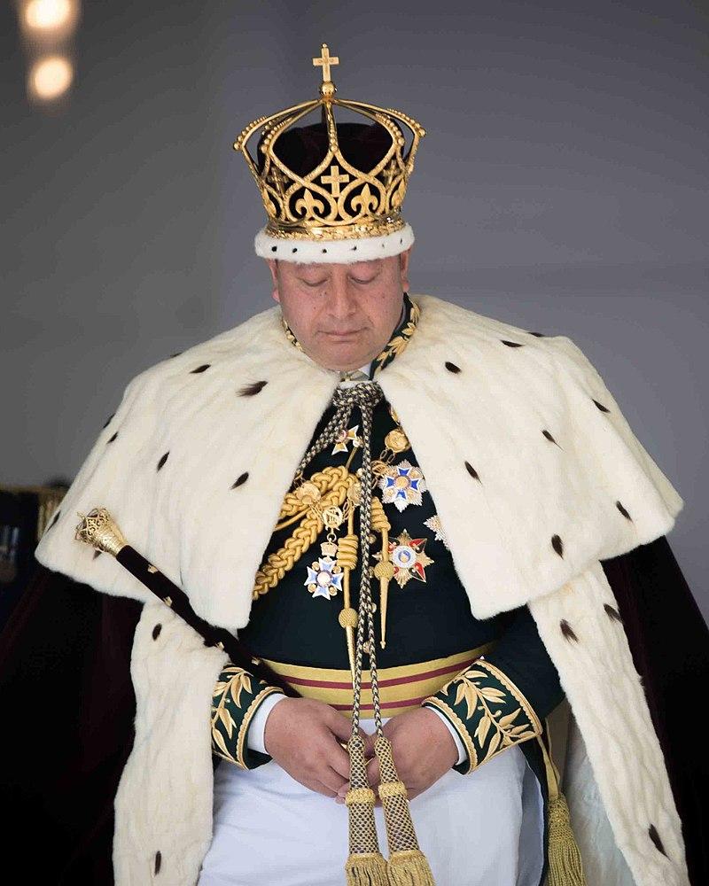 King Tupou
